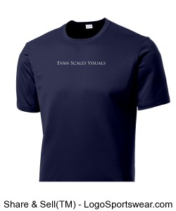 Athletic Short-Sleeve Design Zoom